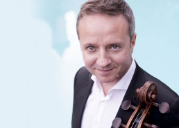 Marc Coppey cellist – New Ross Piano Festival