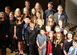 New Ross Piano Festival – Young Artists Concert – Photo from 2017