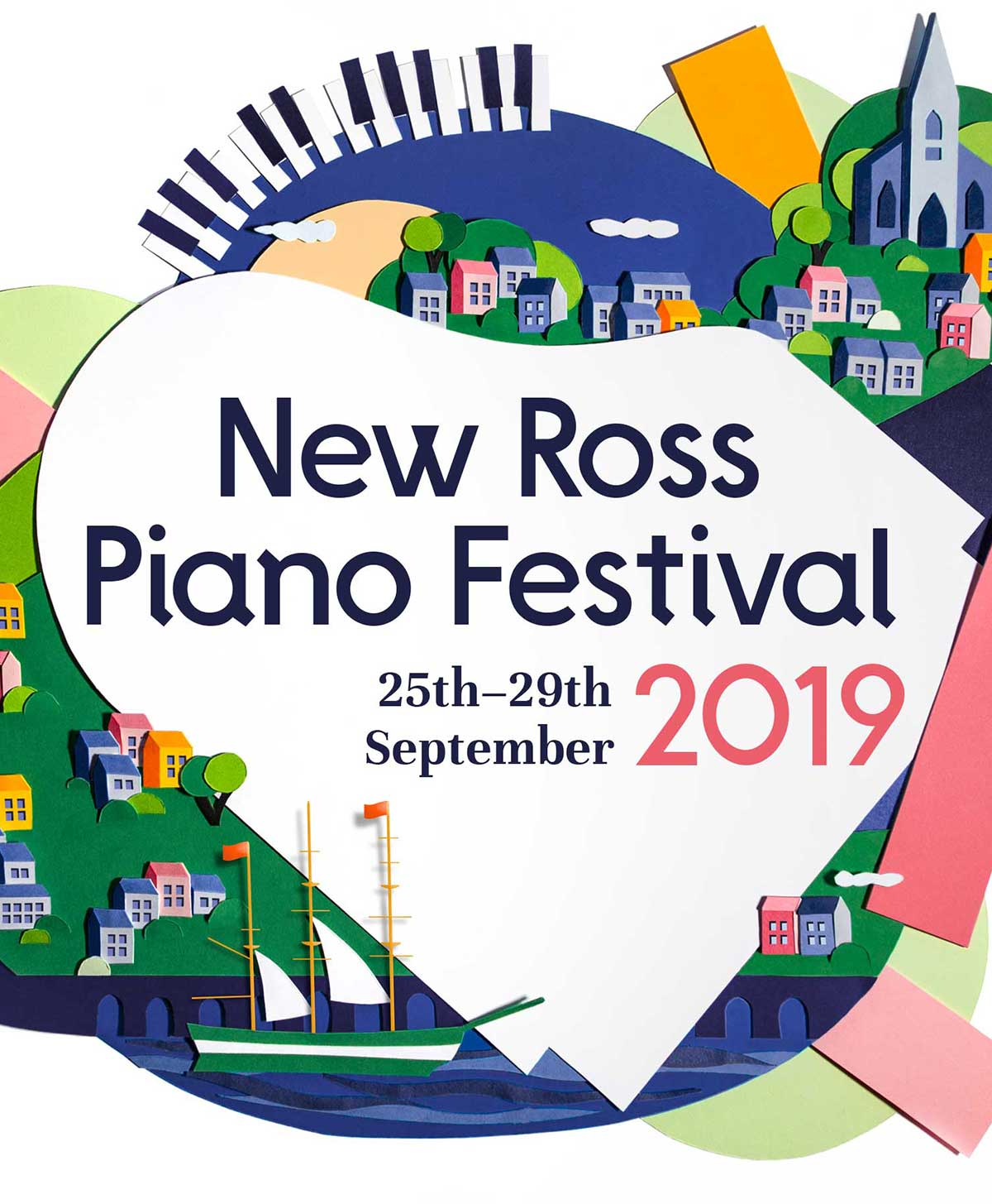 New Ross Piano Festival – 25th–29th September 2019