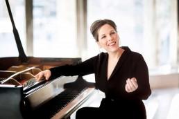 Daria van den Bercken, pianist – New Ross Piano Festival – Photo Sophia van den Hoek