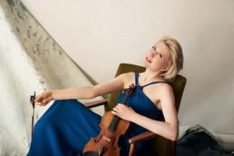 Elina Vähälä, violinist – New Ross Piano Festival