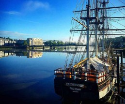 New Ross Piano Festival – Visit the Dunbrody Famine Ship Experience