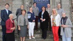 New Ross Piano Festival – the committee members