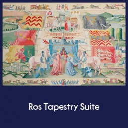 Ros Tapestry Suite CD
